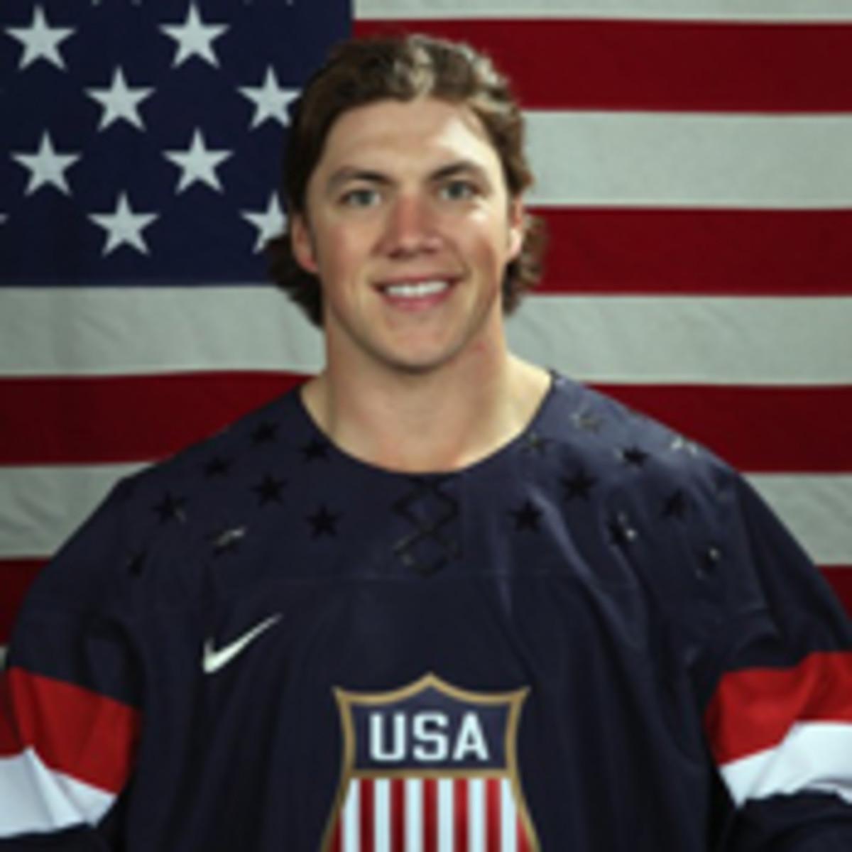 2014 us men's hockey olympics tj oshie