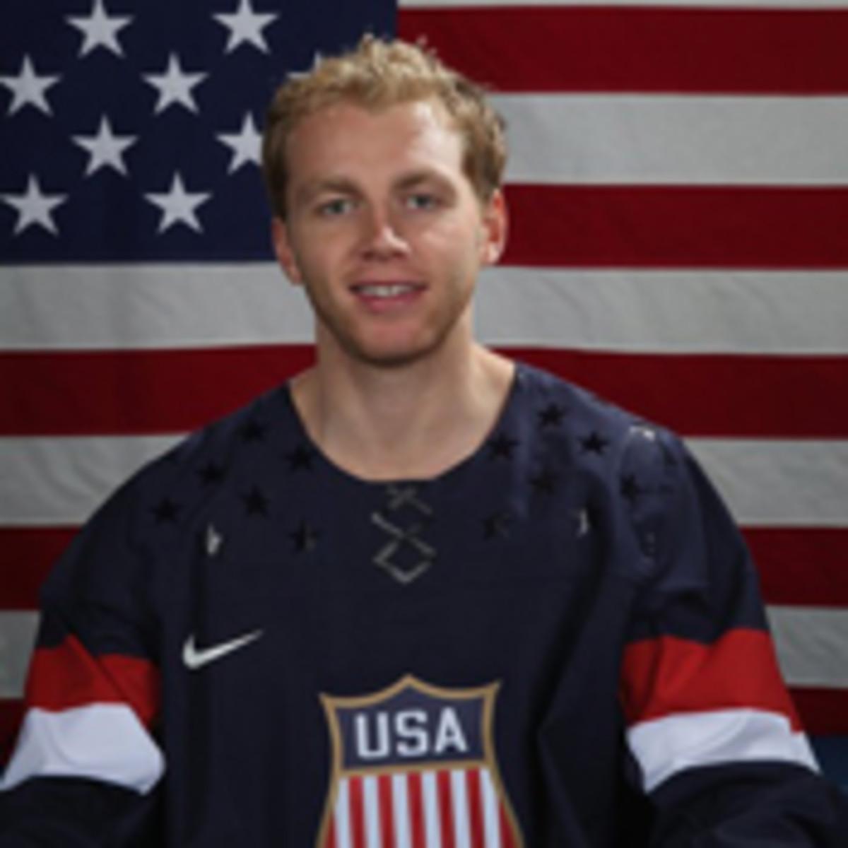 2014 us men's hockey olympics patrick kane