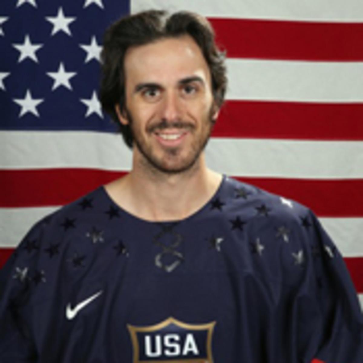 ryan miller 2014 us men's hockey