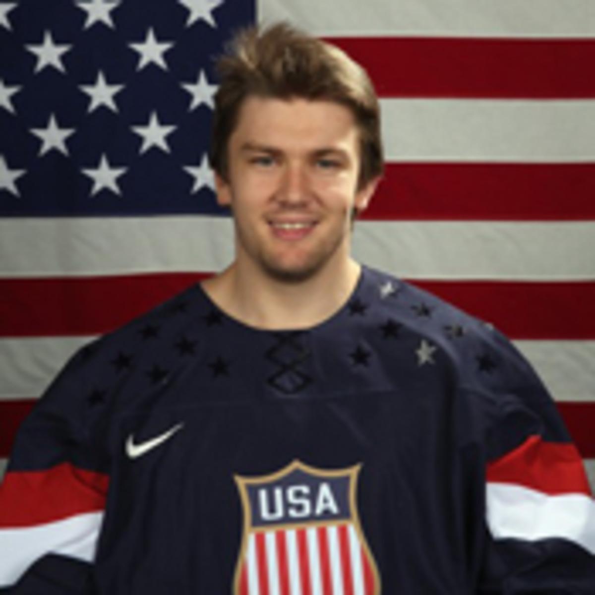 2014 us men's hockey olympics james van riemsdyk