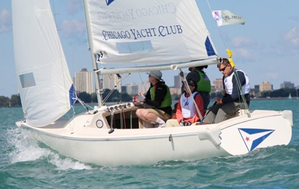 blind sailing champions duane farrar amy bower wind whisperers