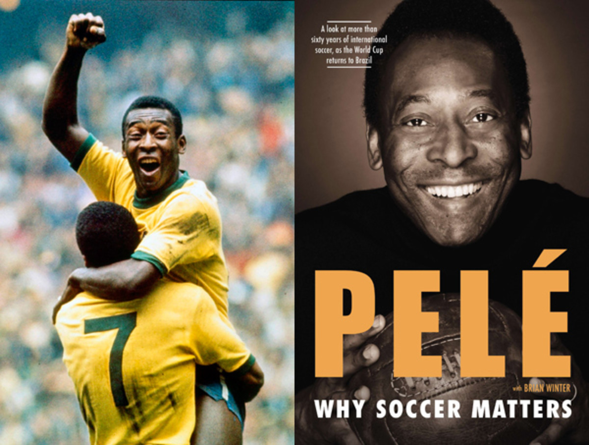 pele why soccer matters 2014 world cup brazil