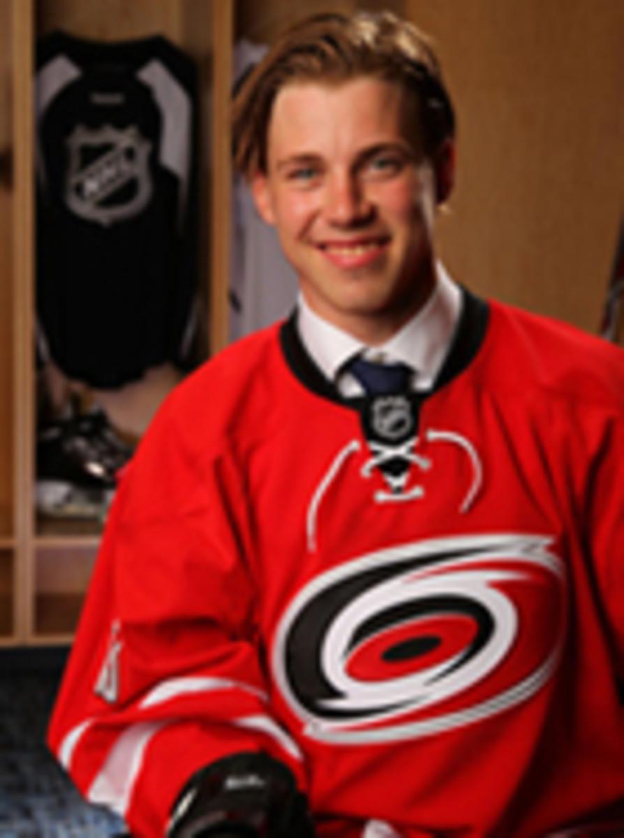 Elias Lindholm nhl draft 2013