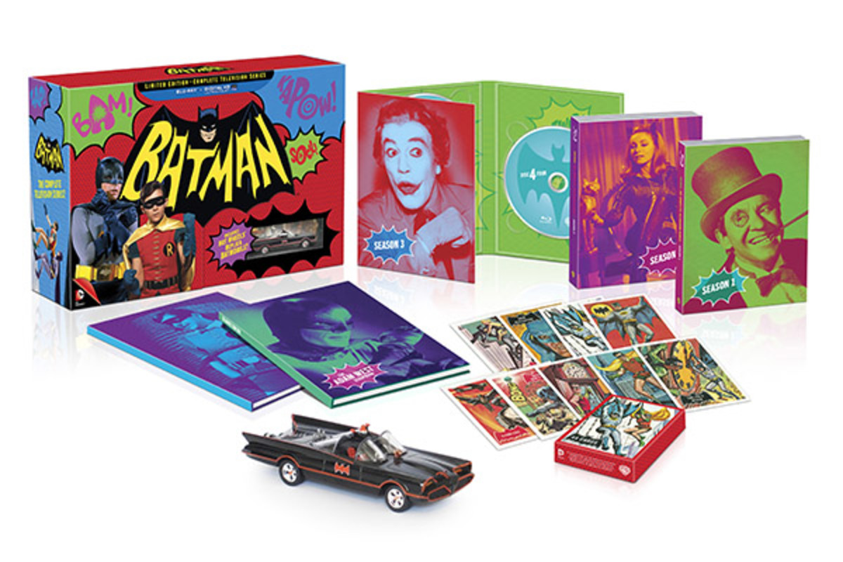 batman tv series box art