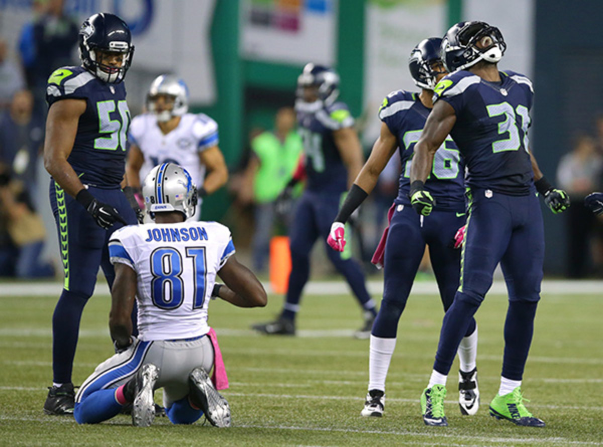 seattle seahawks midseason report kam chancellor