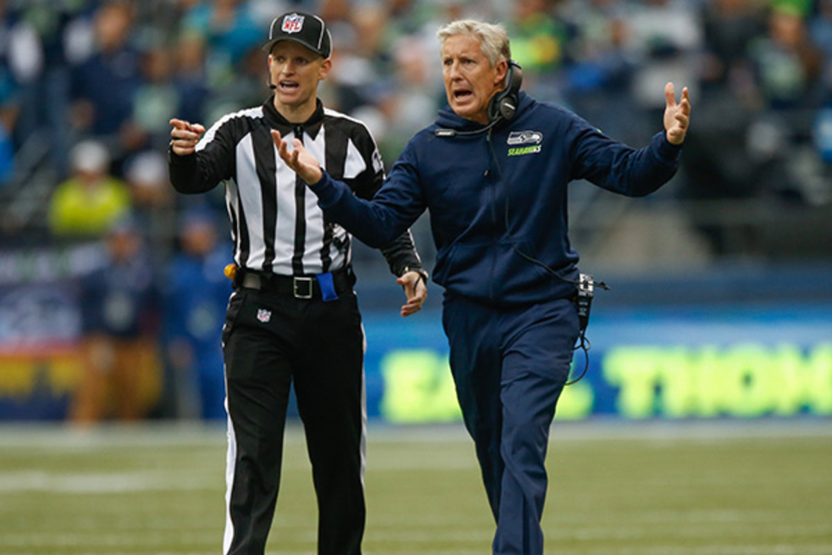 seattle seahawks midseason report pete carroll