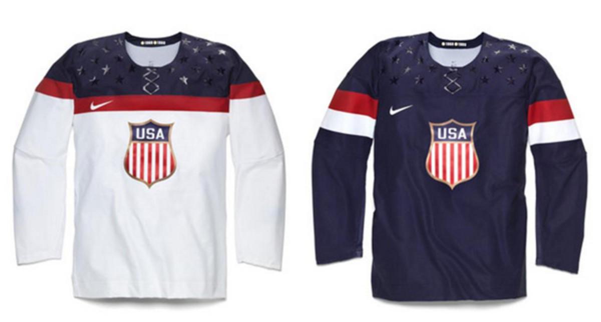 team usa 2014 olympic hockey jerseys