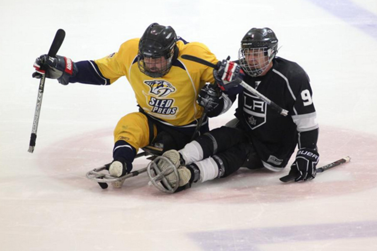 2013 sled classic sled hockey