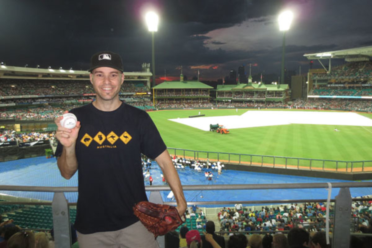 zack hample baseball magnet tips