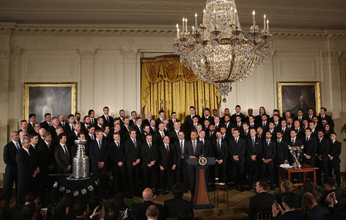 la kings la galaxy white house barack obama