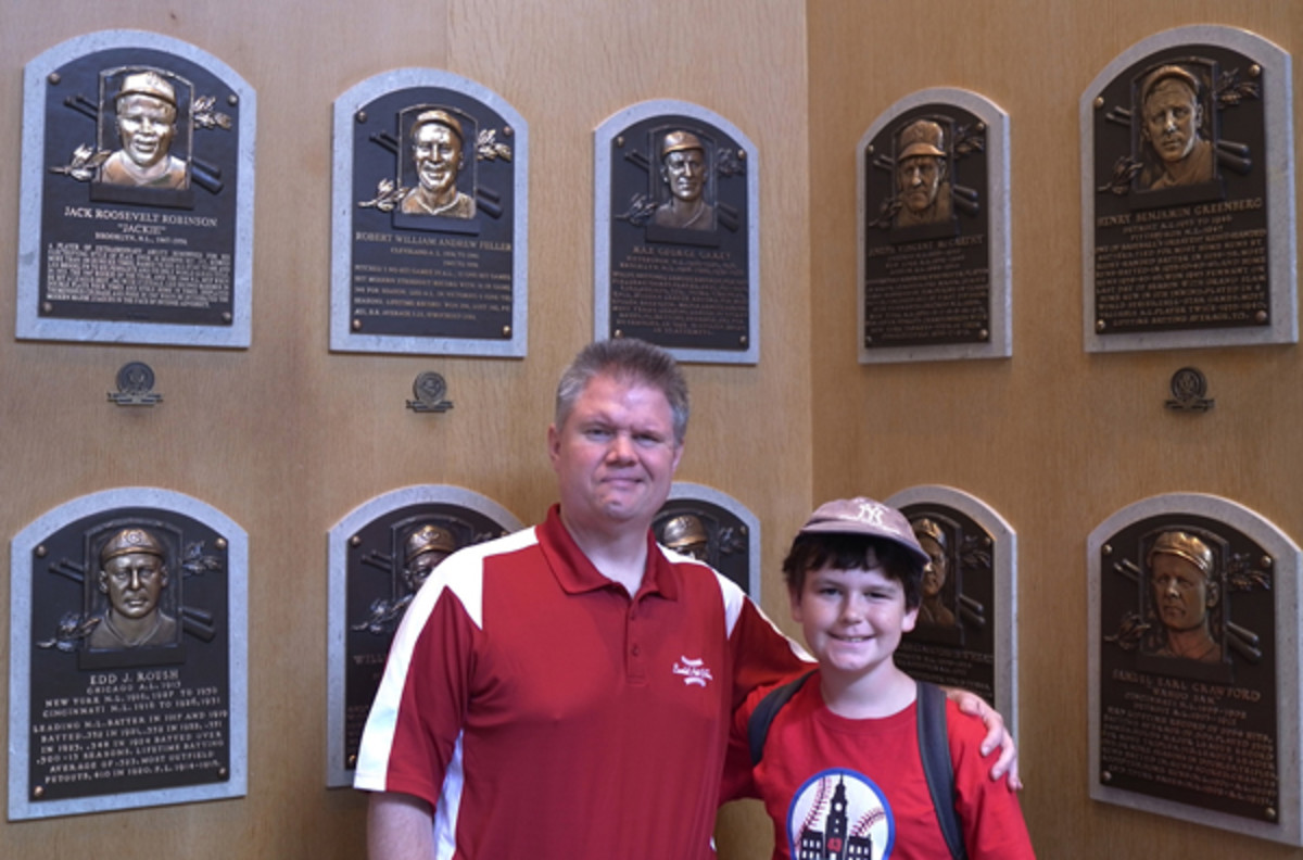 max mannis cooperstown baseball hall of fame