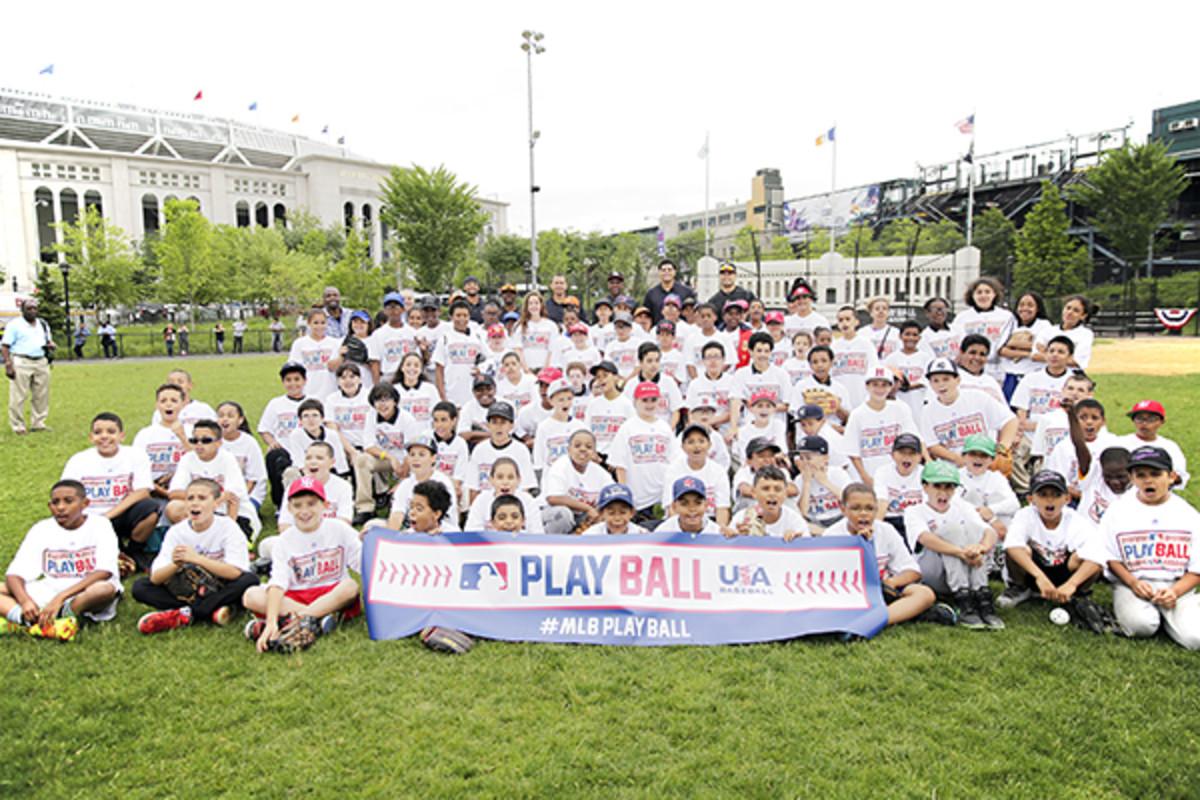 major league baseball play ball