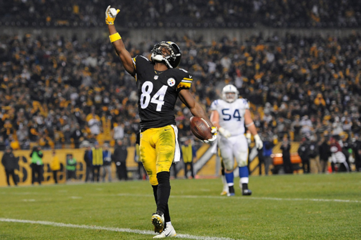fantasy football 2015 what we learned antonio brown