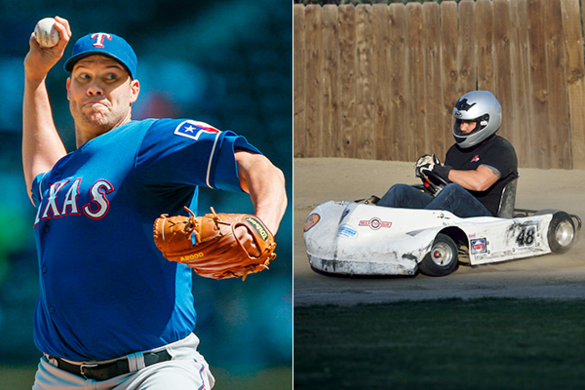 colby lewis texas rangers