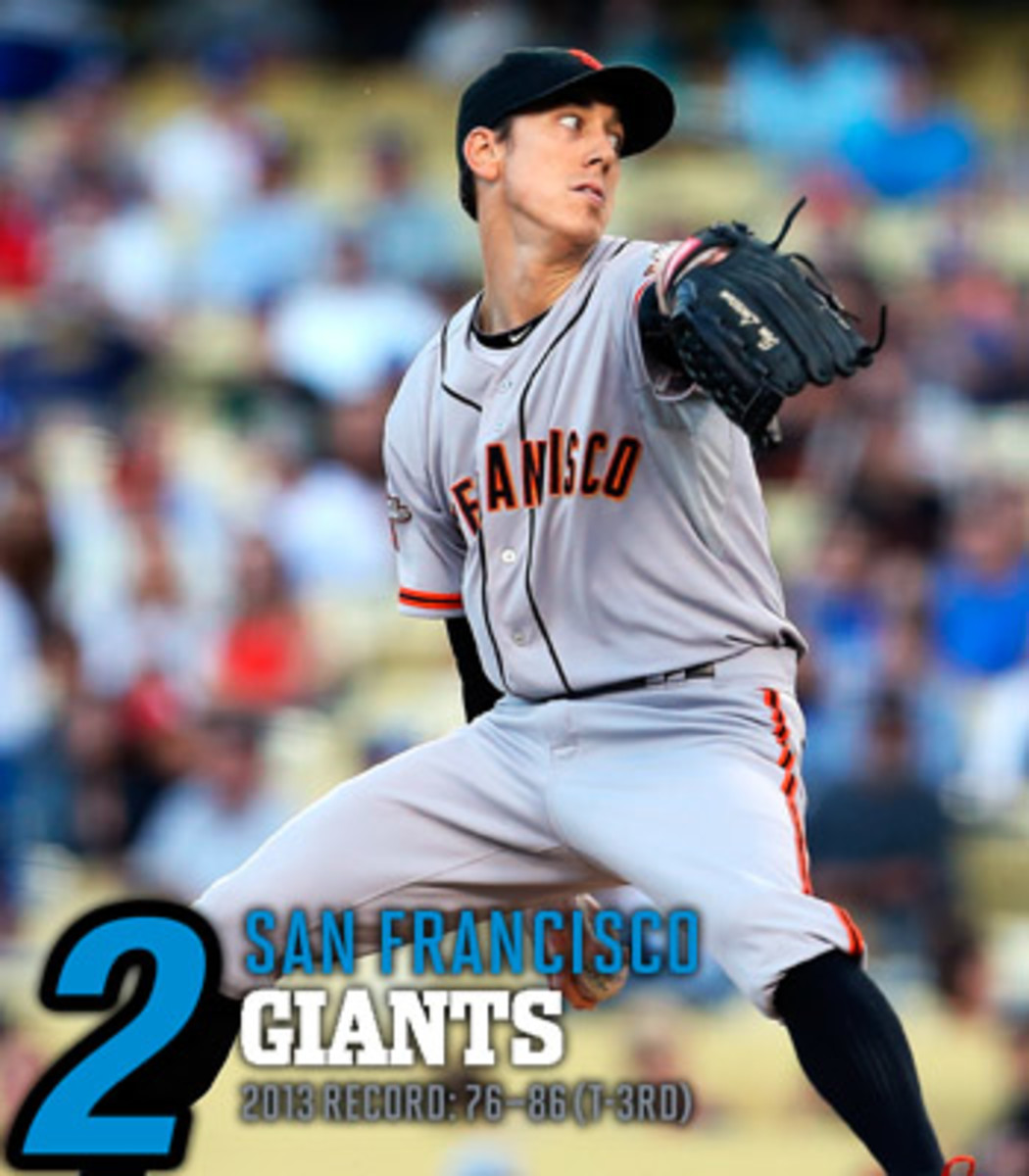 2014 mlb preview NL west san francisco