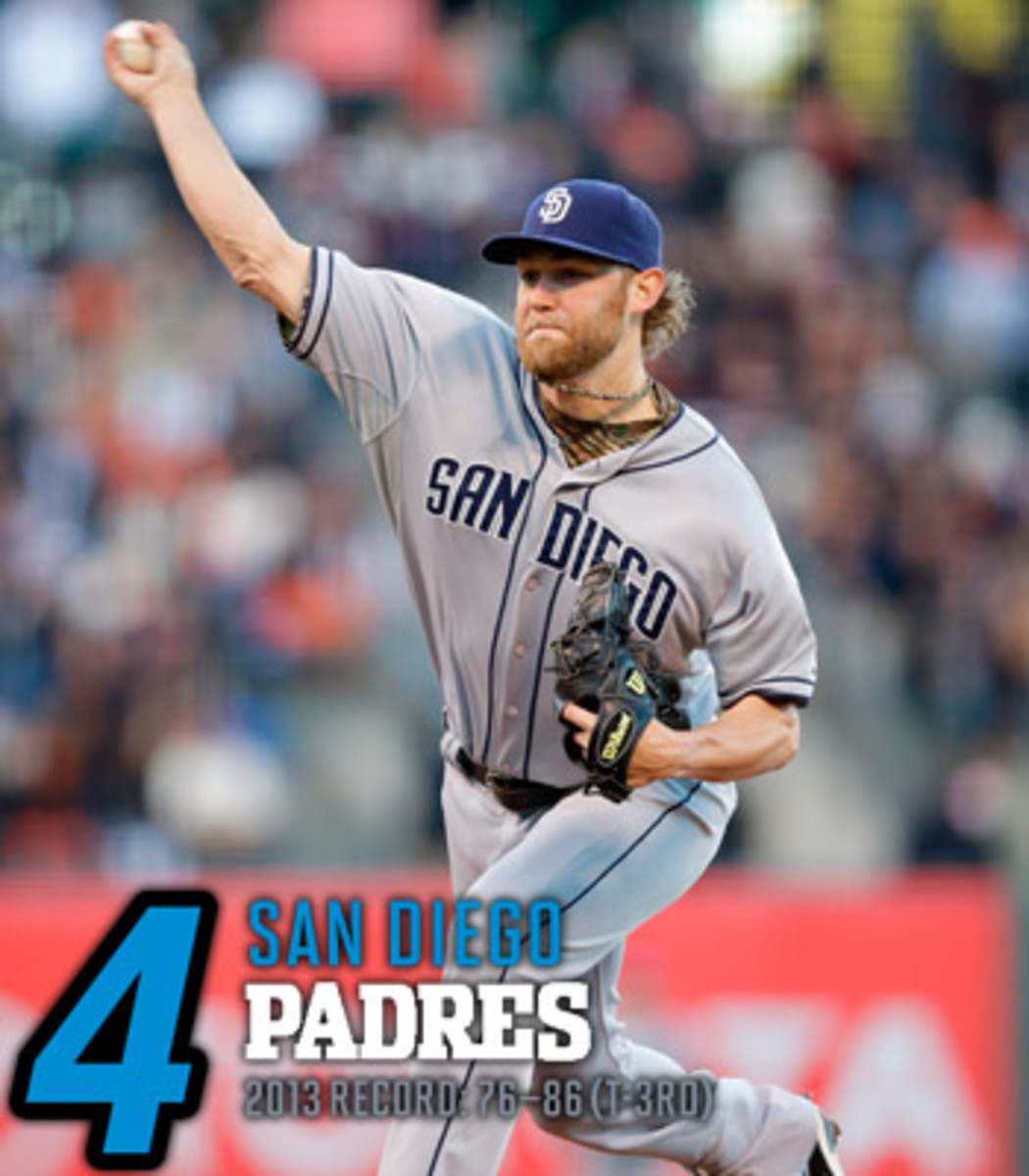 2014 mlb preview NL west san diego padres