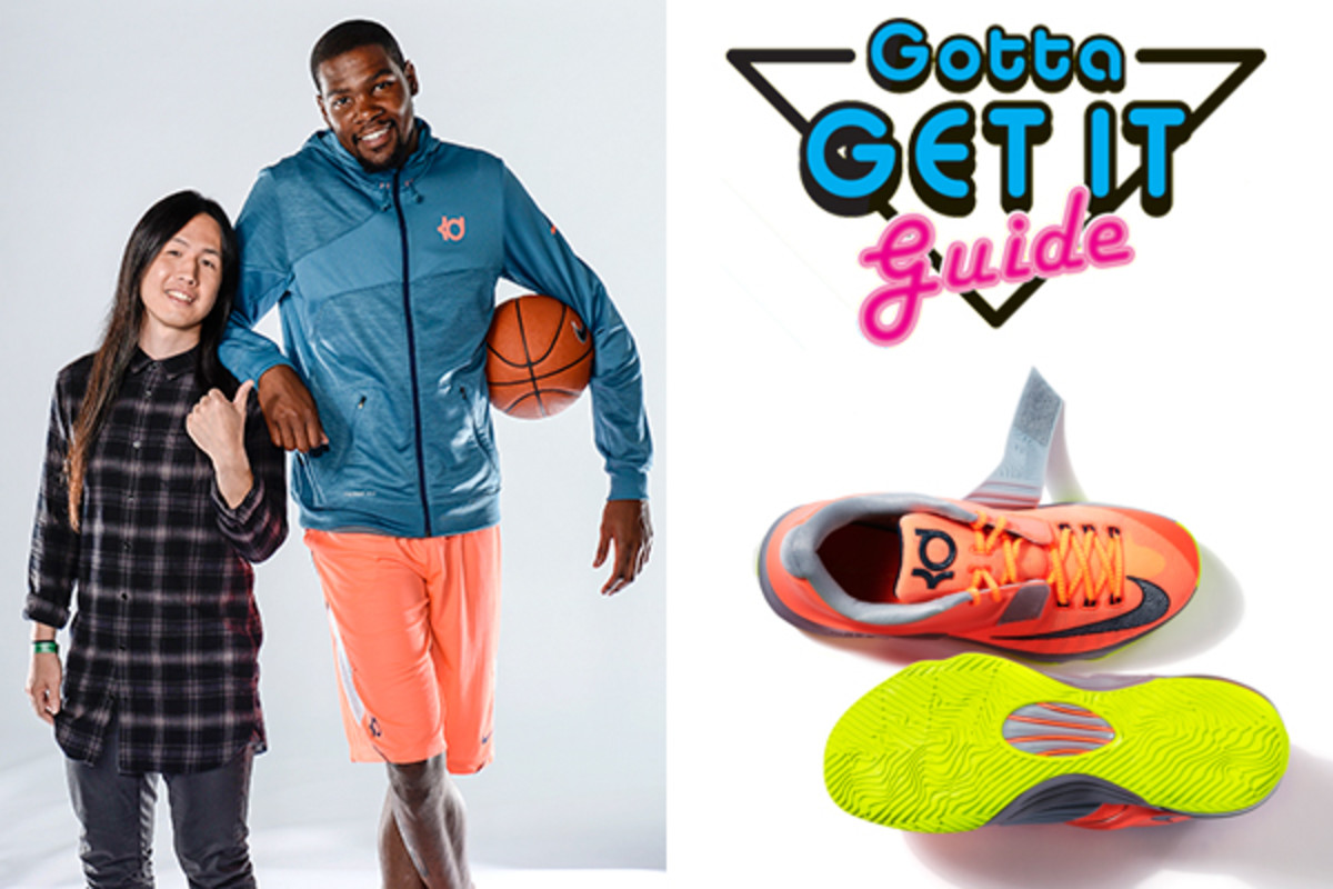 kevin durant nike KD7