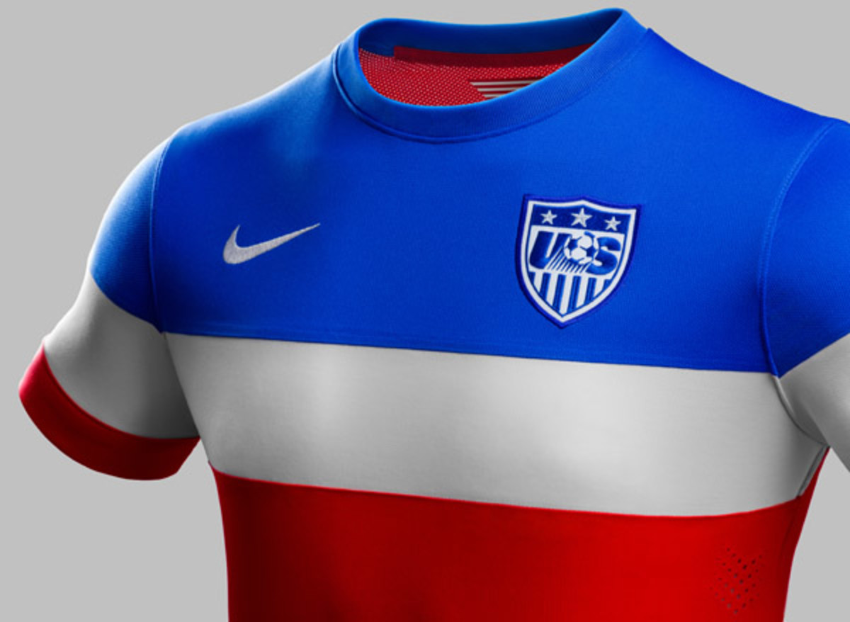us soccer away kit nike world cup 2014