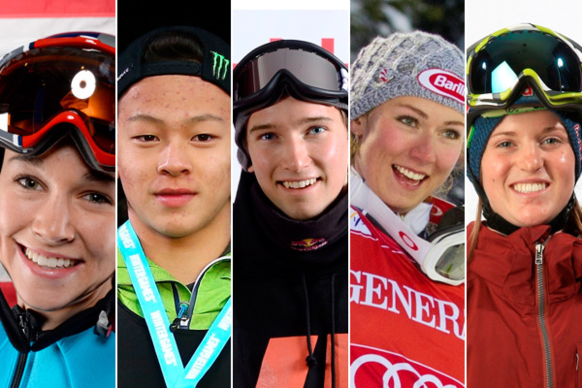 2014 winter olympics sochi teen athletes