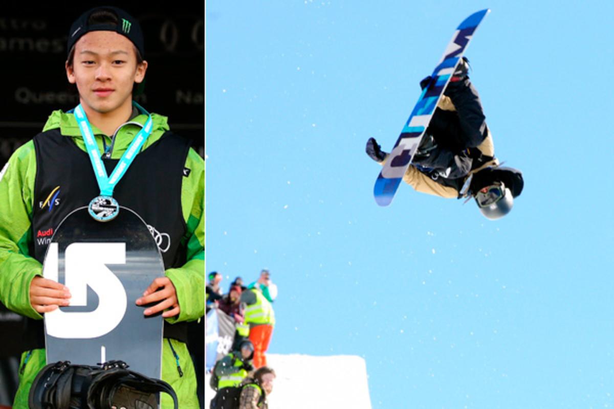 2014 winter olympics sochi ayumu hirano
