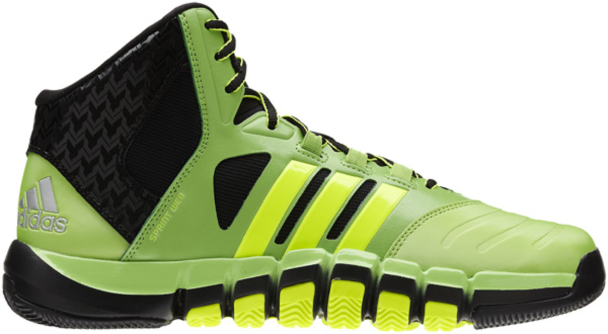 adidas crazy ghost green