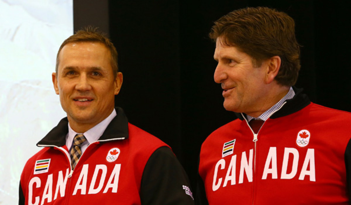 2014 canada men's hockey roster