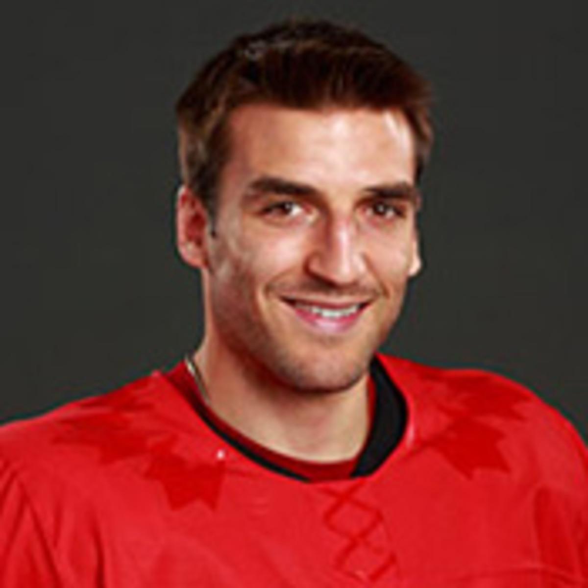 2014 canada men's hockey olympics patrice bergeron