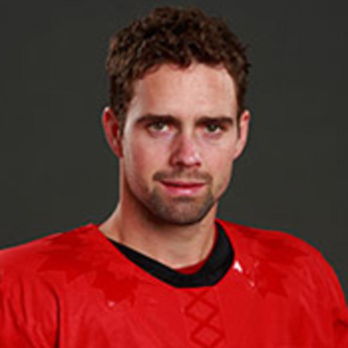 dan hamhuis 2014 canada men's olympic hockey