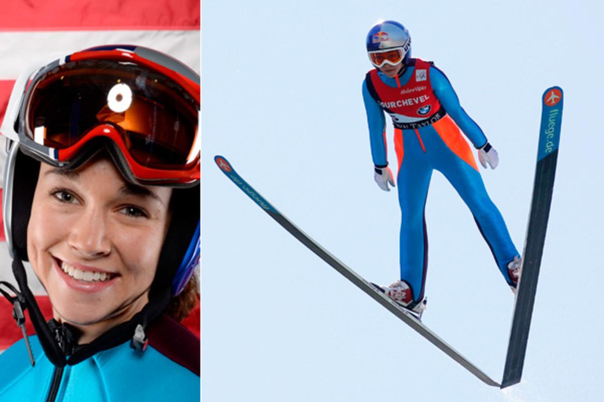 2014 winter olympics sochi sarah hendrickson