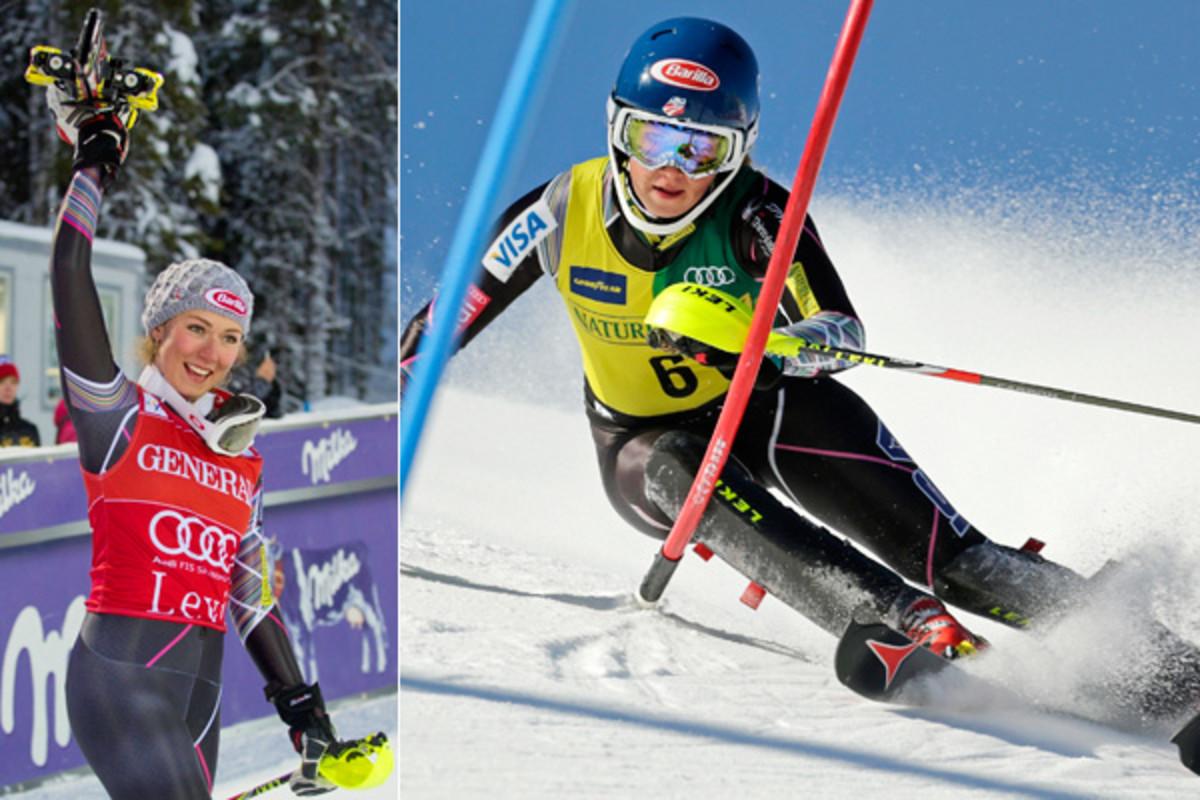 2014 winter olympics sochi mikaela shiffrin