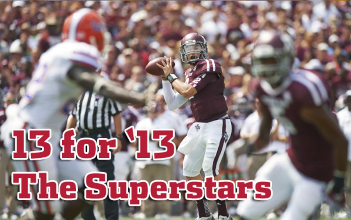 13 for 13 superstars johnny manziel