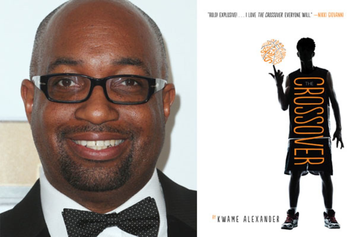 kwame alexander the crossover