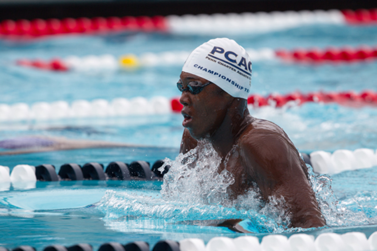 reece whitley swimming