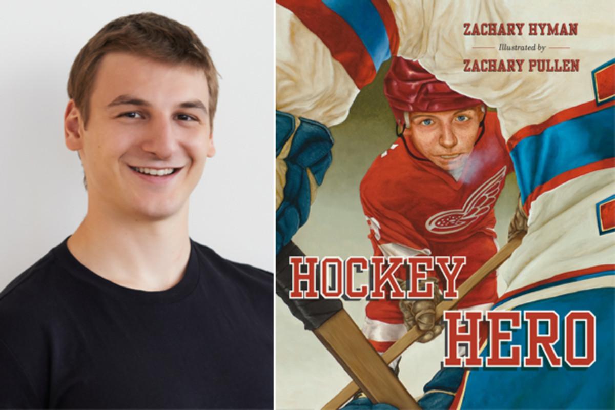 zach hyman hockey hero toronto marlies