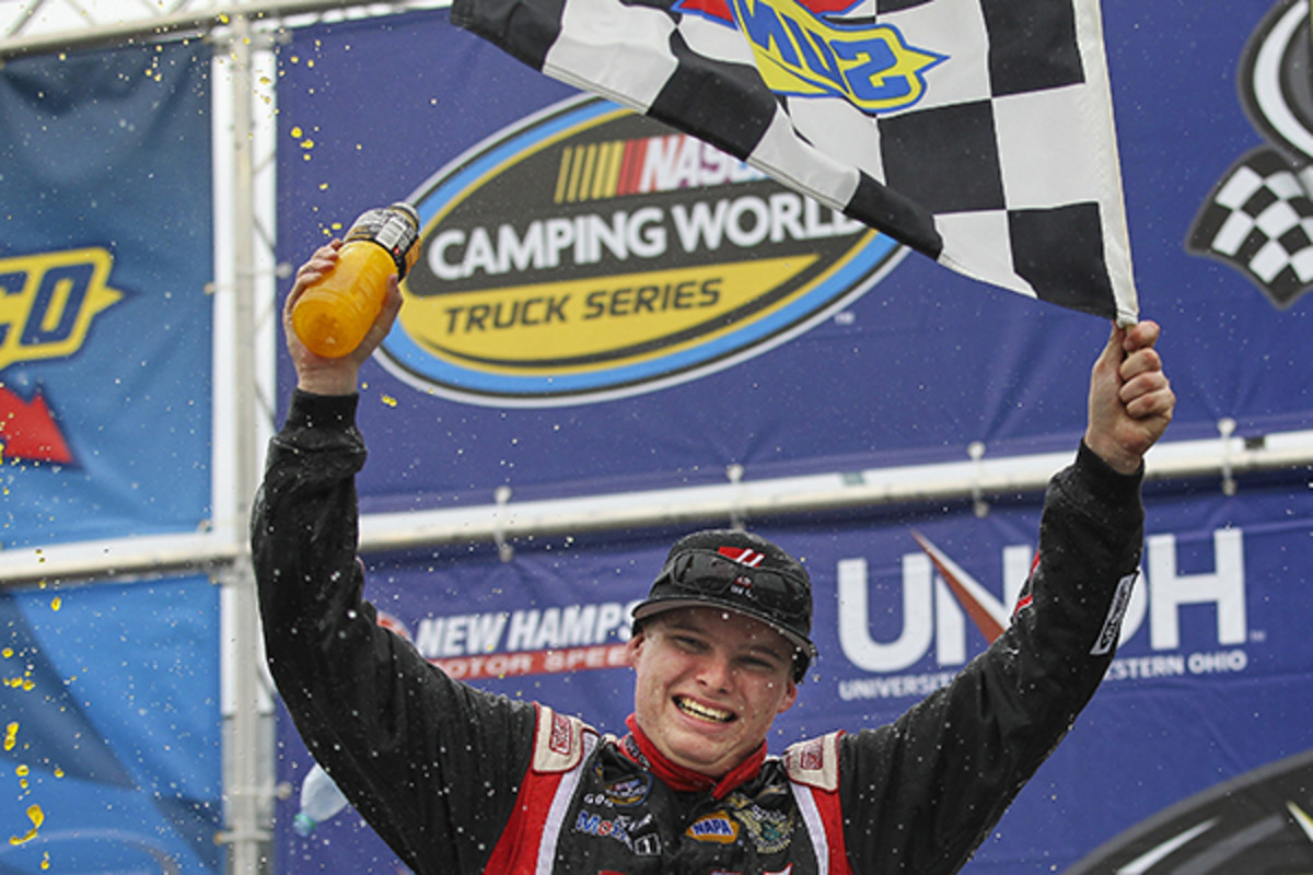 cole custer nascar camping world truck series