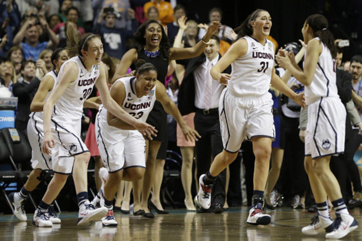 uconn women's basketball national championship 2014