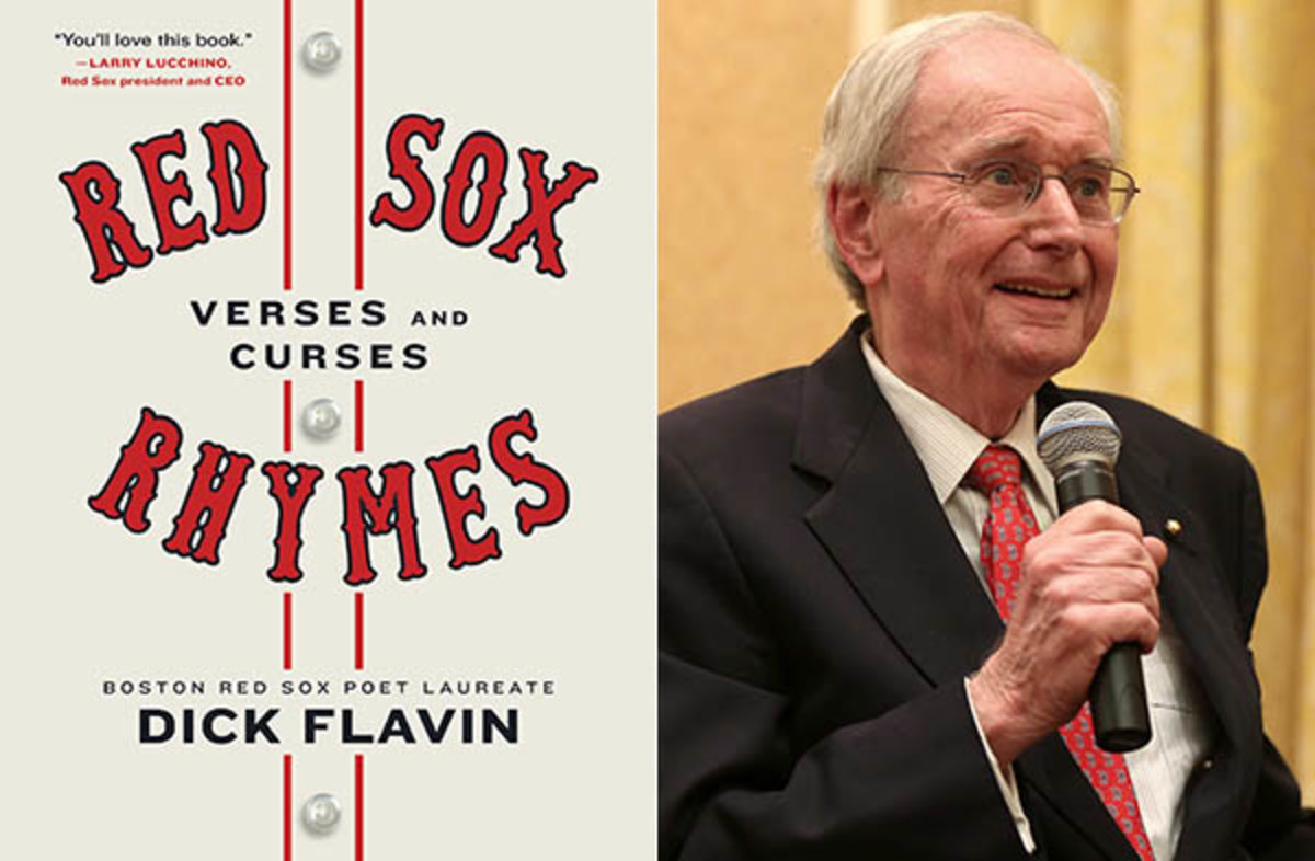 dick flavin boston red sox poetry