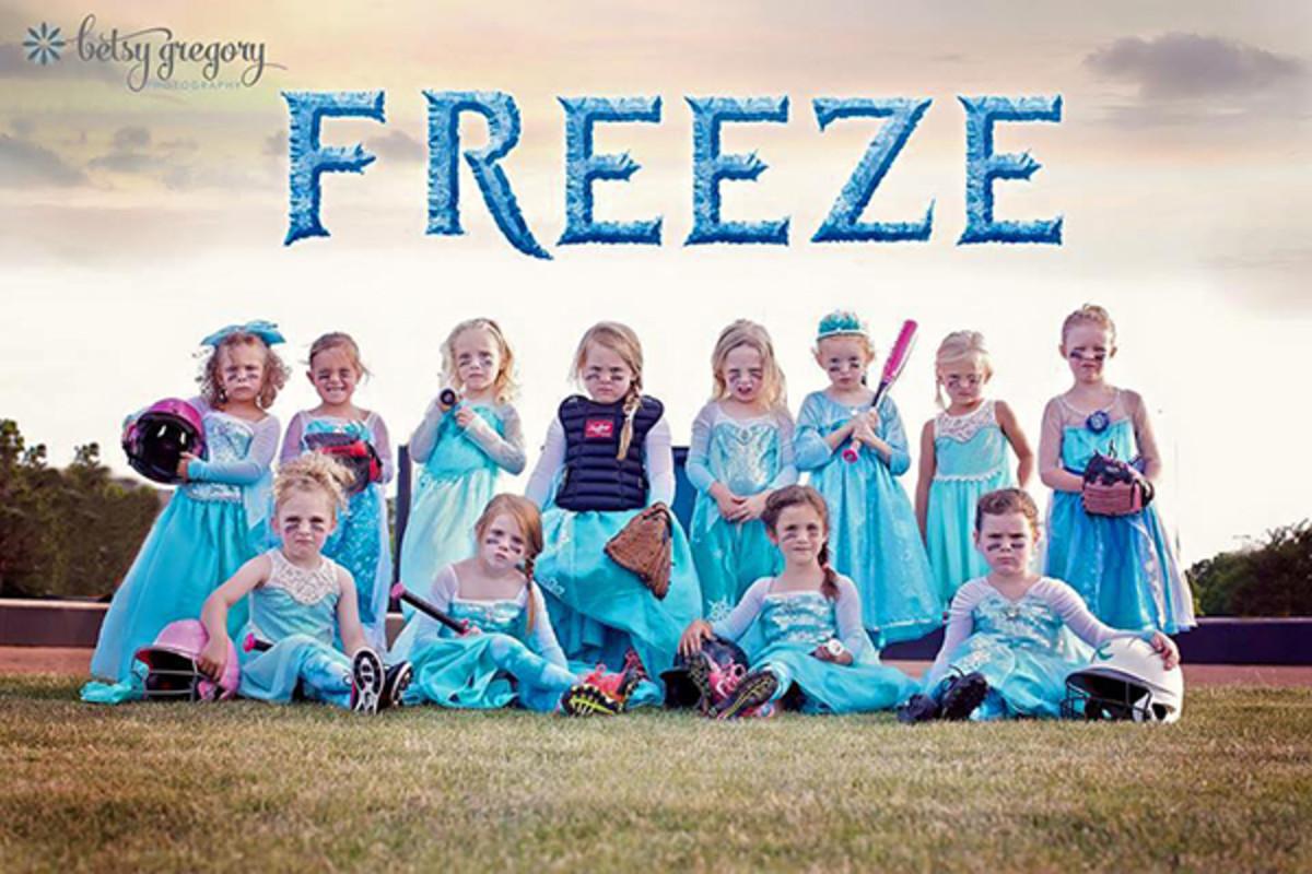 freeze softball