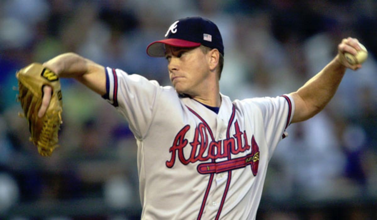 tom glavine atlanta braves baseball hall of fame