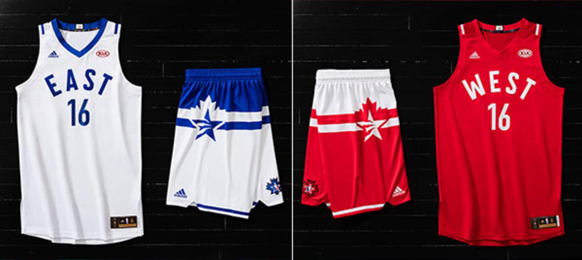 nba all-star game 2016 gear adidas