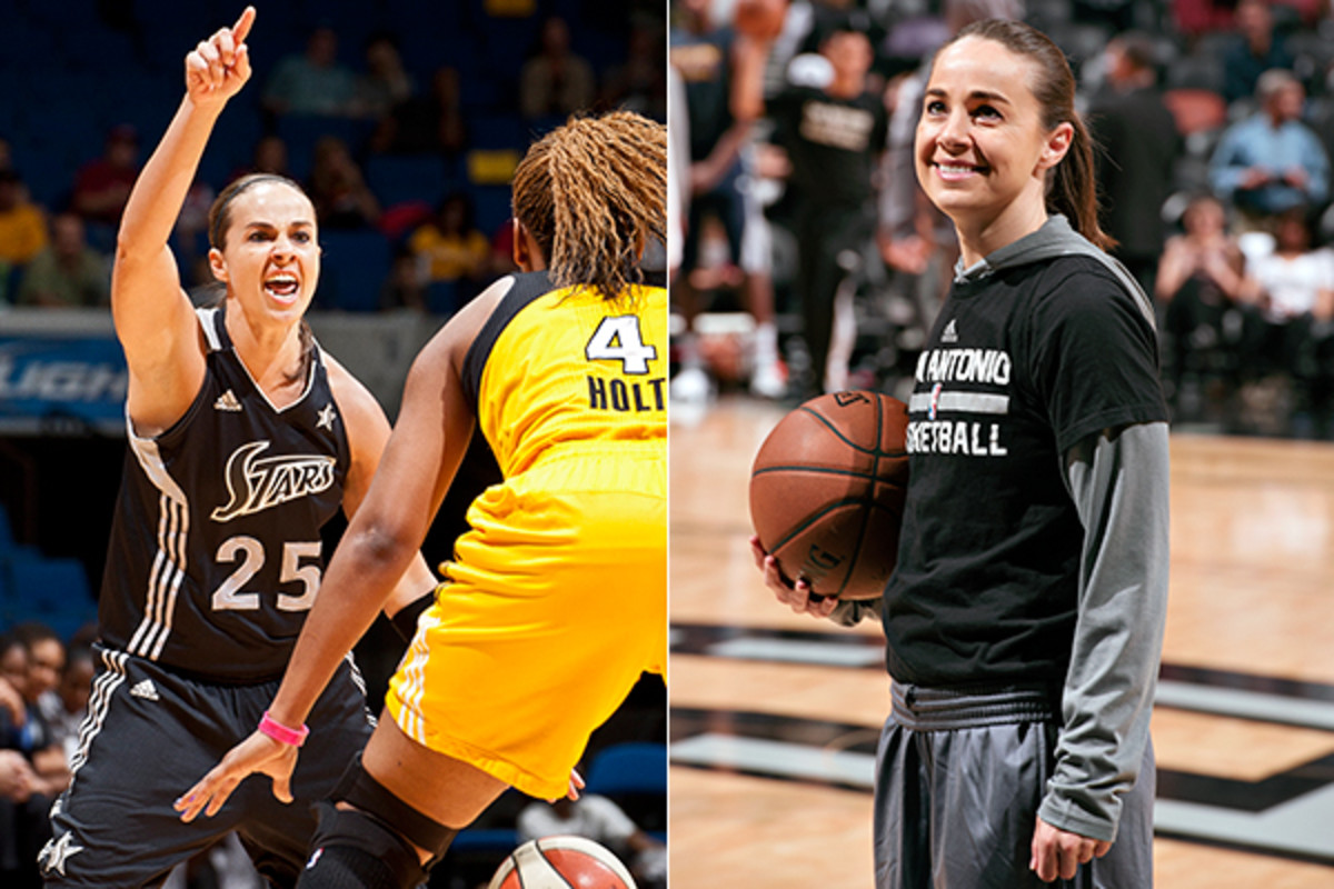 becky hammon san antonio spurs