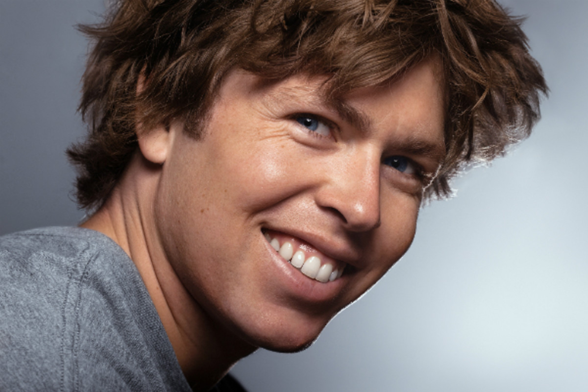 kevin pearce stoked acheivement award