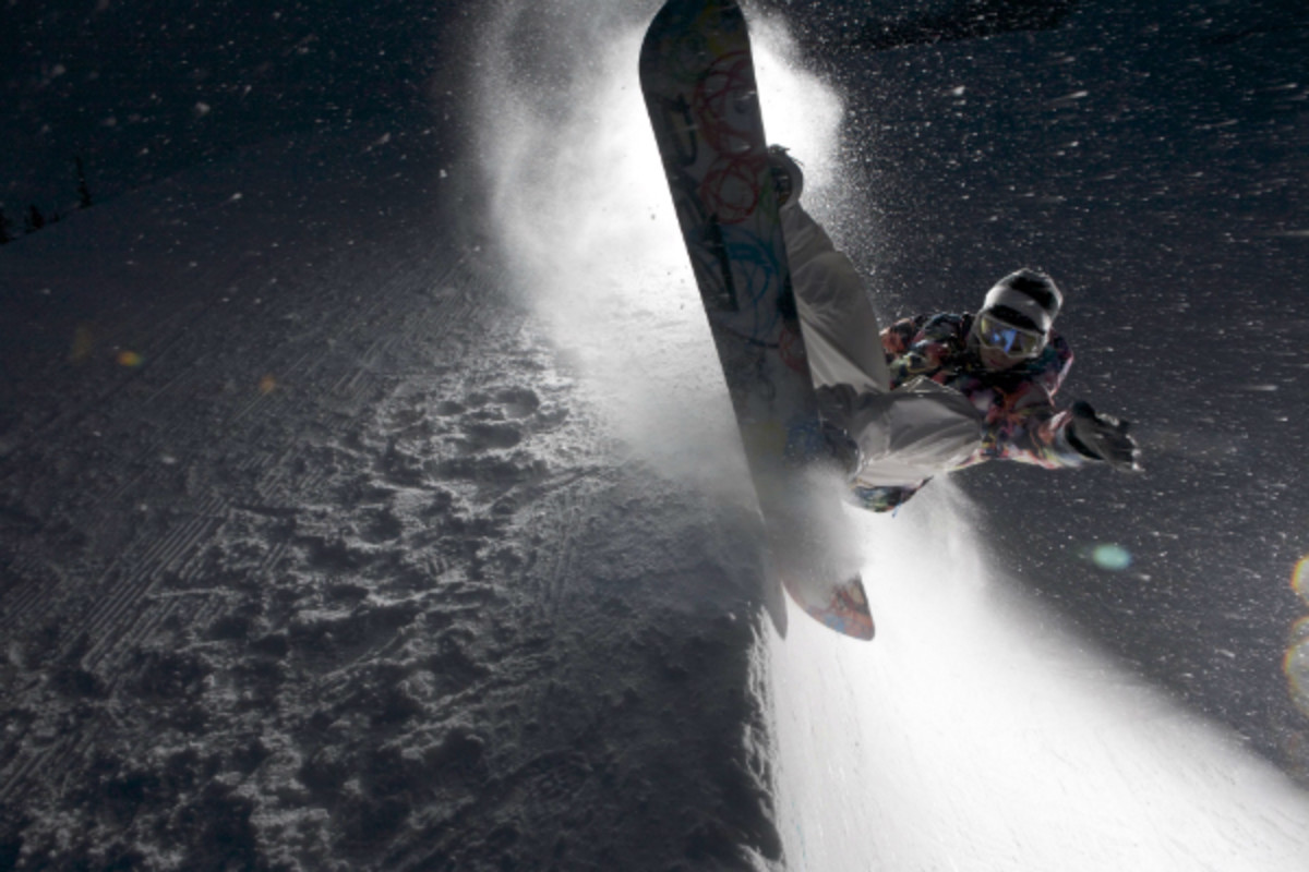 kevin pearce snowboarding stoked awards