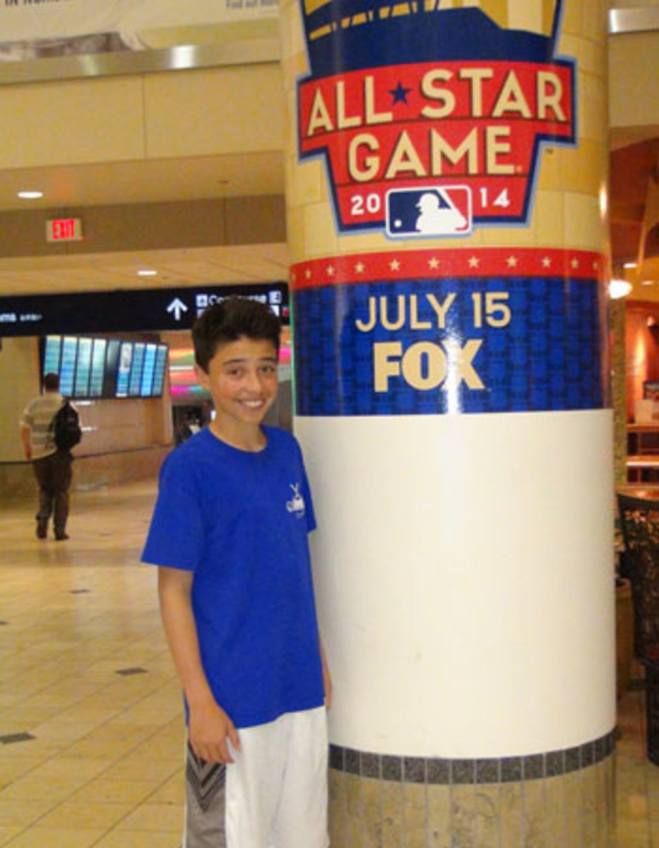 max ferregur 2014 all star game