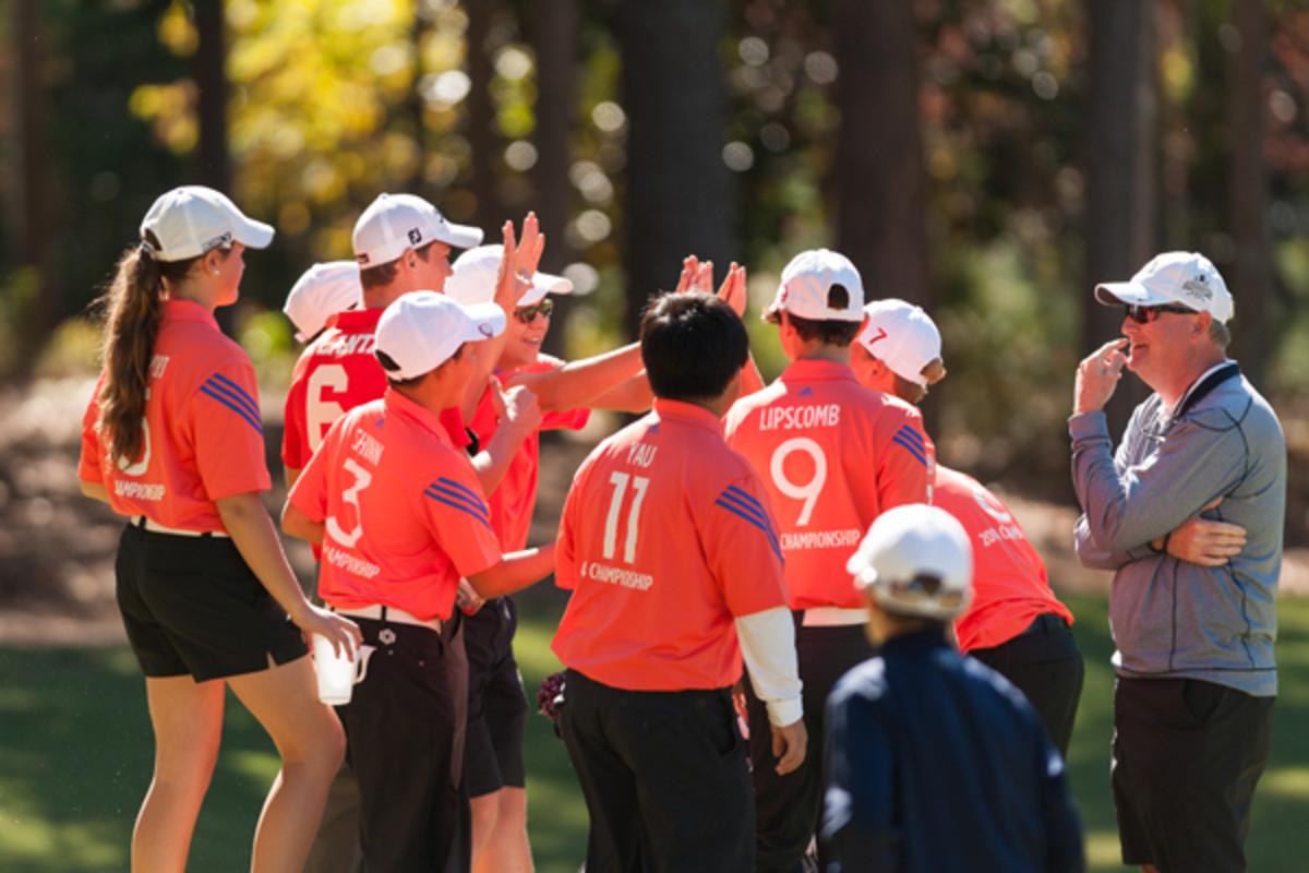 pga junior league golf championship day 3
