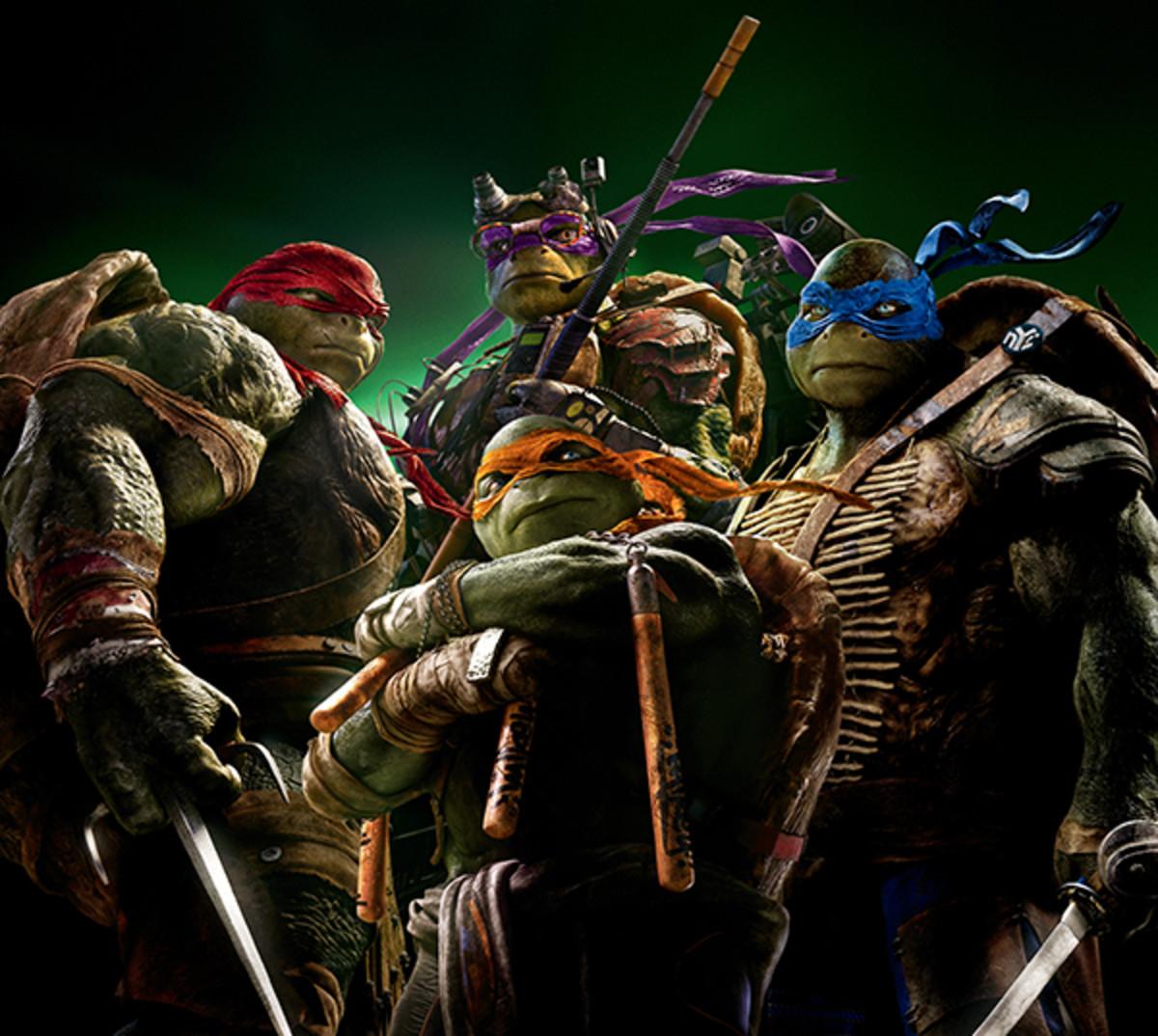 kevin eastman teenage mutant ninja turtles 2014 movie