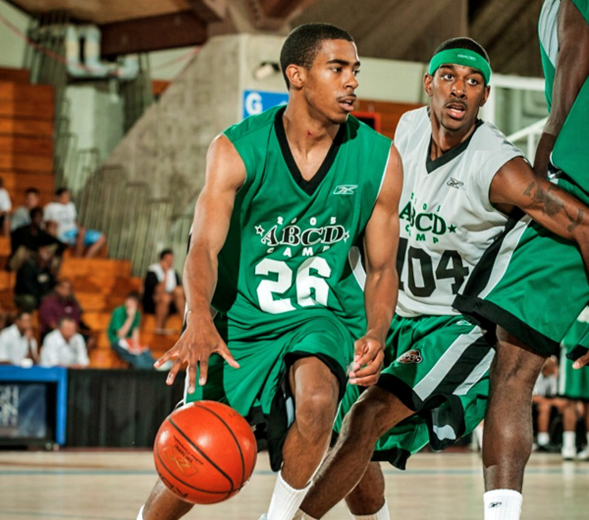 mike conley memphis grizzlies when i was a kid