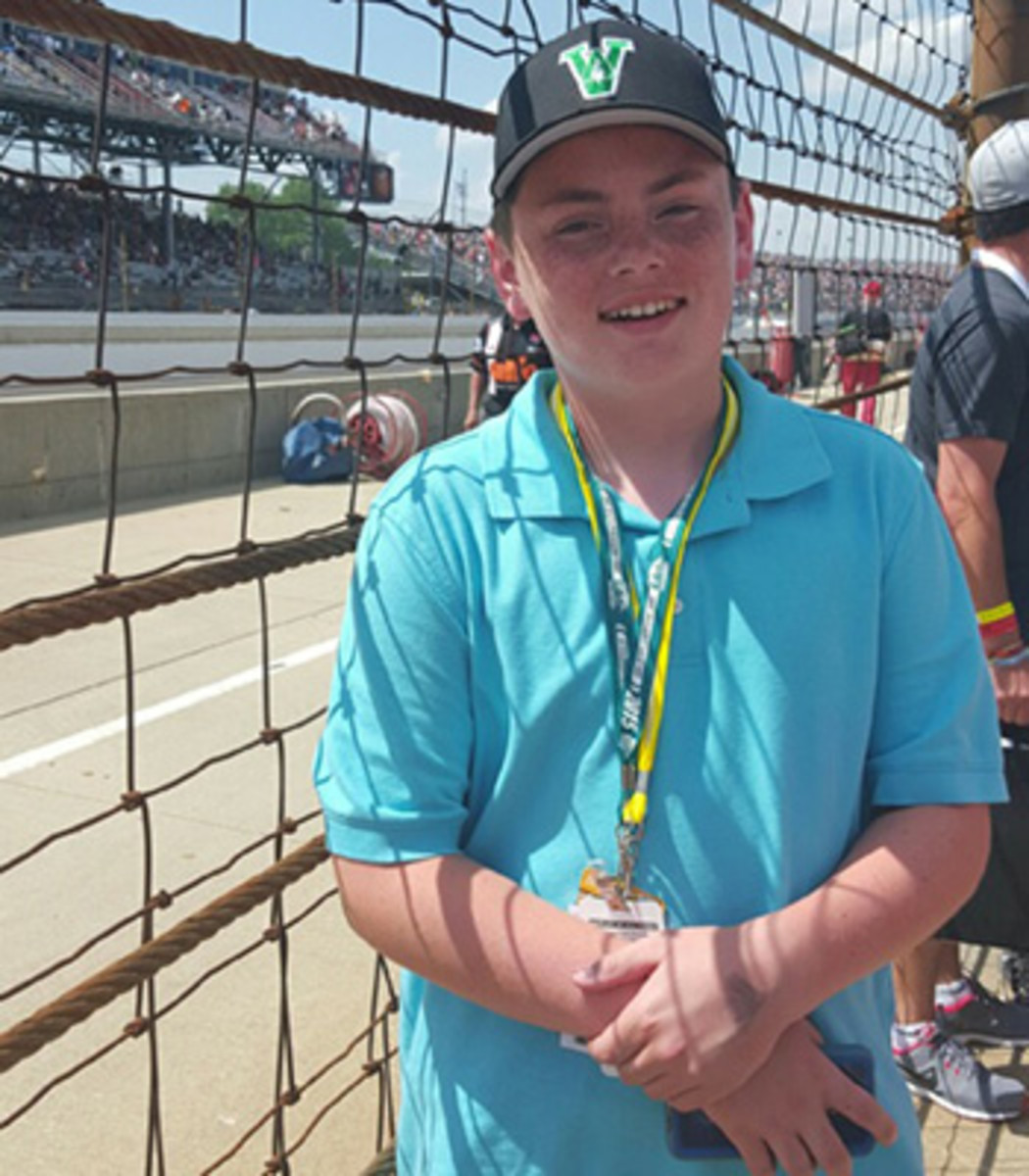 indianapolis 500 behind the scenes