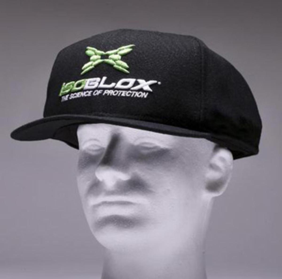 major league baseball pitcher headgear isoblox