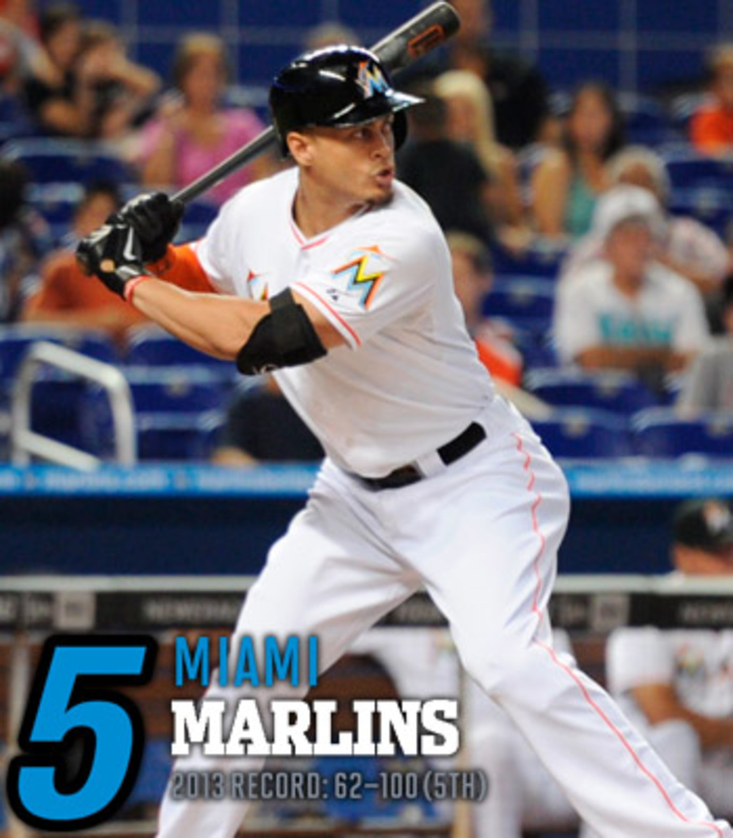 2014 mlb preview NL east miami marlins